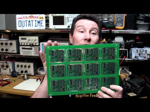 EEVblog #127 - PCB Design For Manufacture Tutorial - Part 1