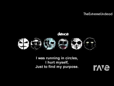 Circles And Shay How Not To - Hollywood Undead & Jack Frank   RaveDJ