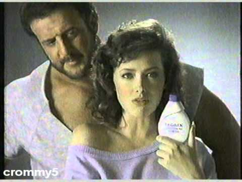 1988 Tegrin Commercial with Lyle Alzado & Janine Turner