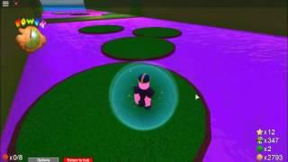 Super Roblox 64 Adventure Glitch: Schwimmen Unter dem Gift!