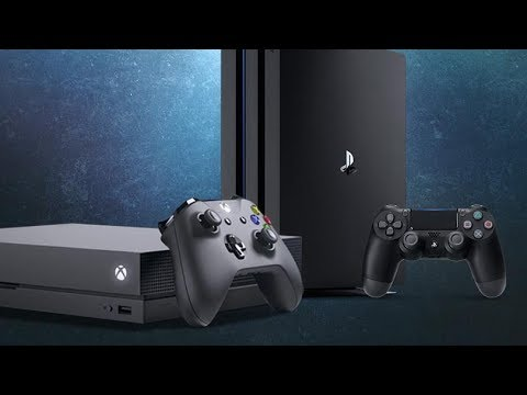MSFT Compares Xbox One X To High End PC Gaming Rigs; Downplays PS4 Pro Compares To Xbox One S