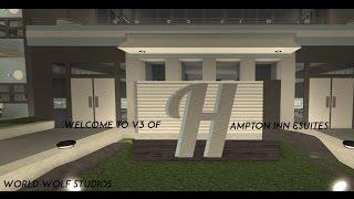 Roblox Hampton Inn & Suites V3 Trailer