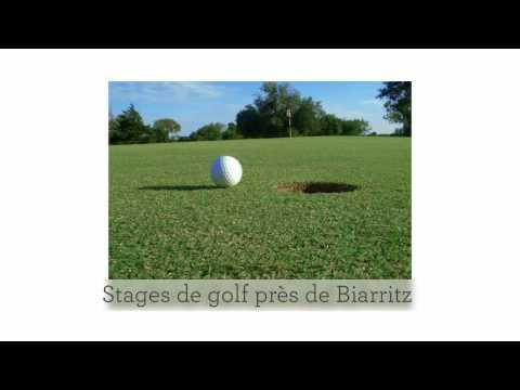 Stage de Golf Biarritz -GolfBird Tel: 06 81 86 69 58 Cours et Stages de golf sur la c?te basque