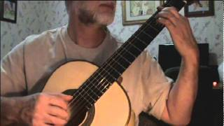 Maria Elena by Lorenzo Barcelata - (Fingerstyle Guitar)