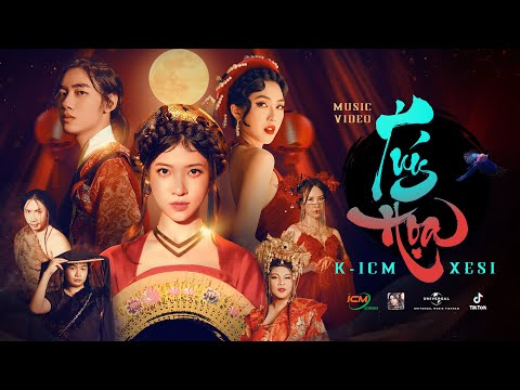 TÚY HỌA | K-ICM FT. XESI | OFFICIAL MUSIC VIDEO