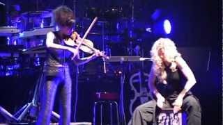 Tangerine Dream Live in Zürich 2012: »Teetering Scale« (9/16)