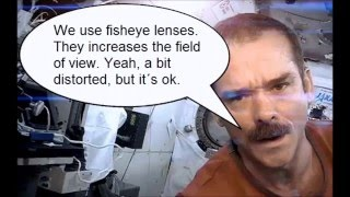*** How Nasa FAKE  live spacewalks and live streams from the ISS***