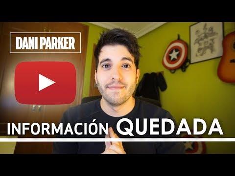 INFORMACIÓN QUEDADA EN MADRID   Dani parker