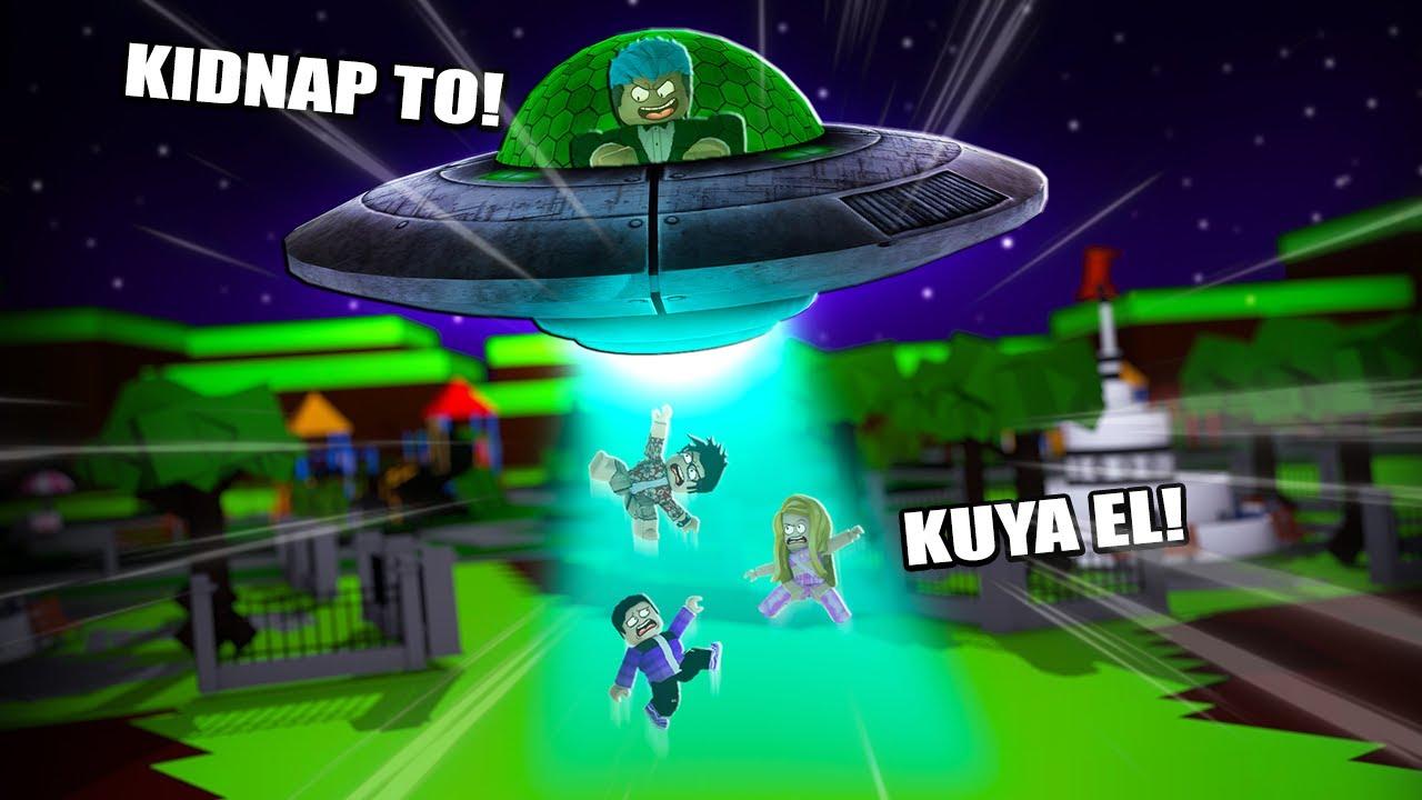 Download UFO SIMULATOR | ROBLOX | MGA NAWAWALANG BATA! DINUKOT NG ALIEN!