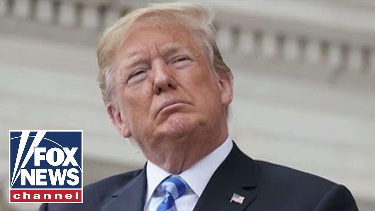 Trump sues New York to block subpoena of his tax returns