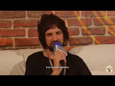 Kasabian's Sergio Pizzorno On Lucca - Lucca Summer Festival, July 23rd 2017