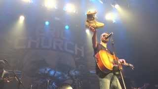 Eric Church - These Boots (live)