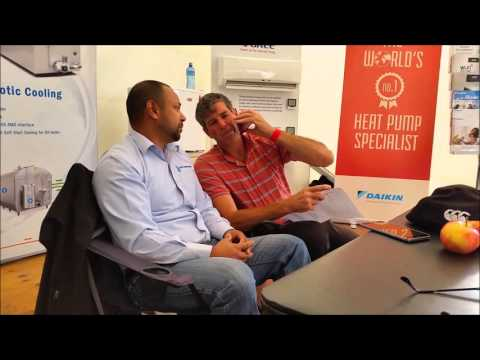 Dairy Cooling Solutions - Central FM Radio Central District Field Days Interview