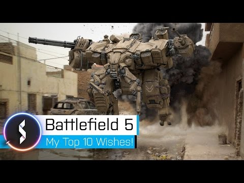 Battlefield 5 My Top 10 Wishes! thumbnail