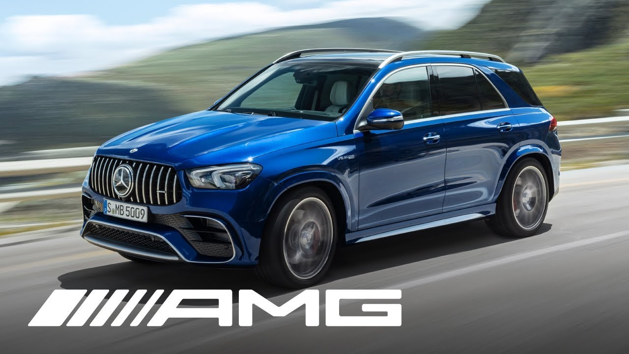 Amg Gle 63 >> The New Gle 63 S 4matic 2020