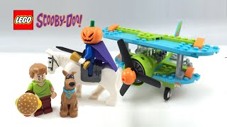 LEGO Scooby Doo Mystery Plane Adventures set review! 75901