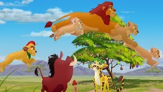 Lion Guard: The Twelve Ways of Christmas Song | Timon and Pumbaa