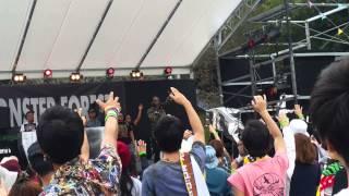 monster forest2015奈良.