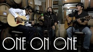 ONE ON ONE: Los Lonely Boys March 11th, 2015 City Winery New York Full Session