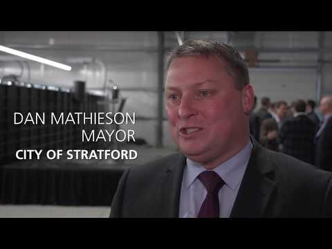 Stratford Energy Storage Facility  - Full Video