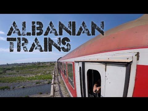 Vol. 7: Albania's Rickety Train