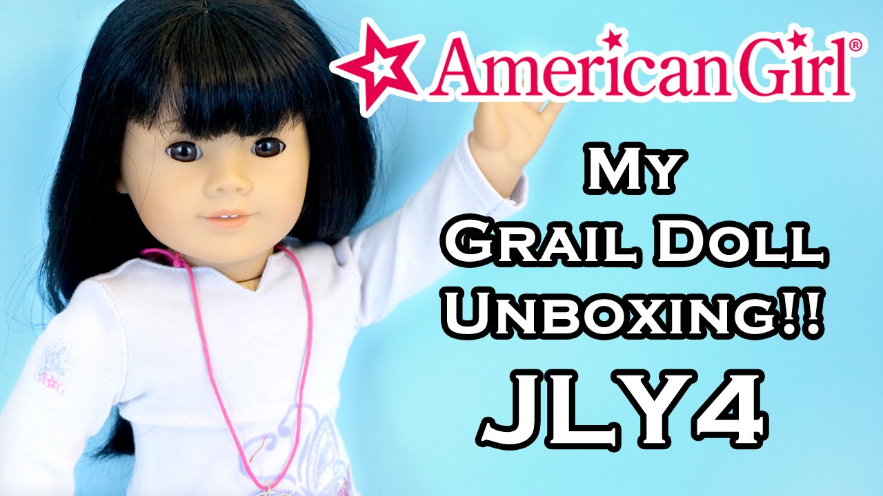 American Doll Just Me Girl