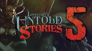 A CO NA TO PAN DOKTOR? || Lovecraft's Untold Stories [#5]