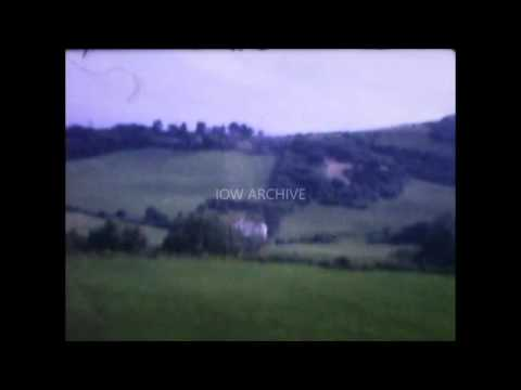 Isle Of Wight - Cine Film Unused Outtakes - Date Unknown