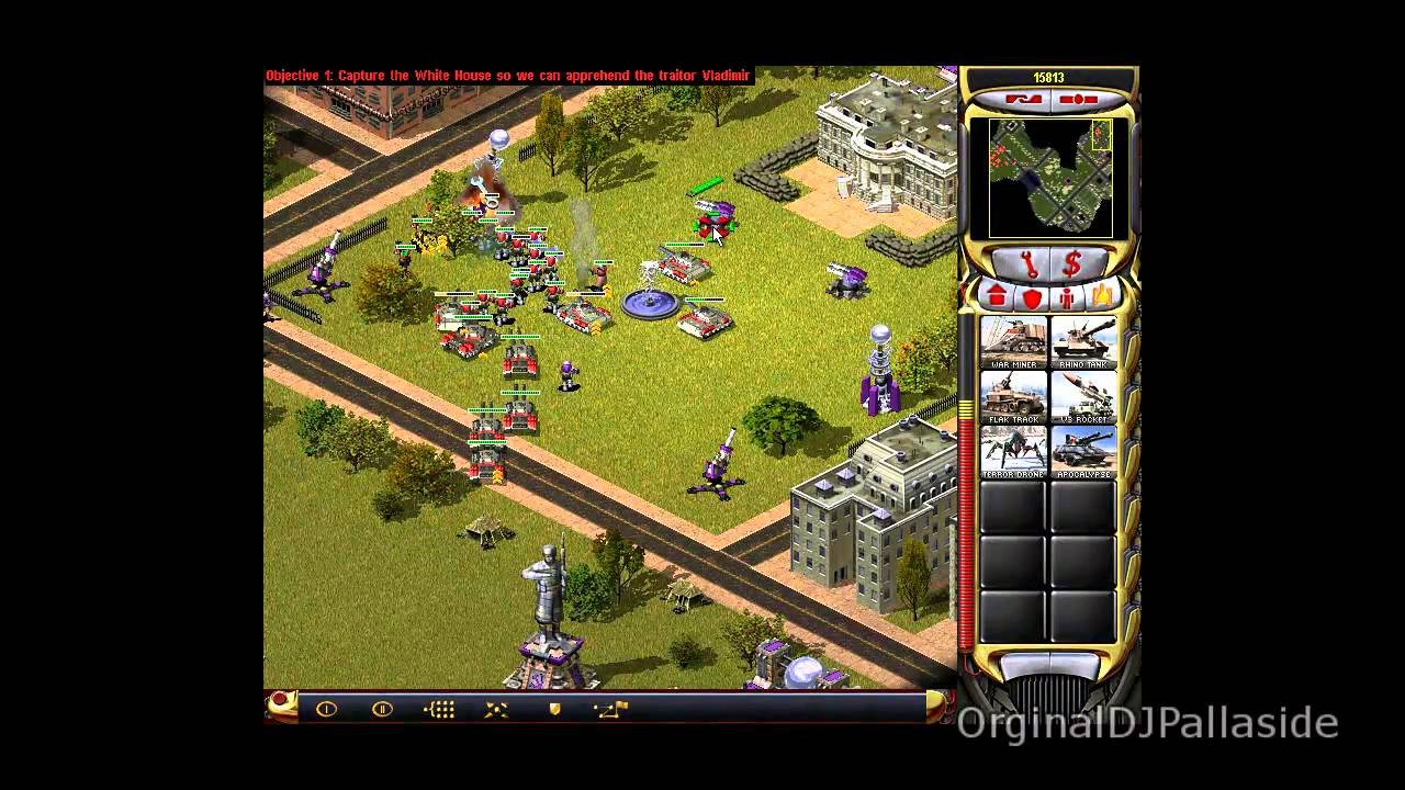 how to play red alert 2 network