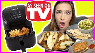 Cooking With an Air Fryer!