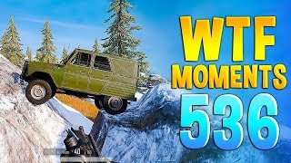PUBG Daily Funny WTF Moments Highlights Ep 536