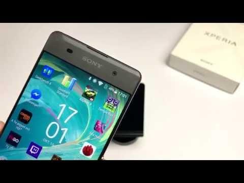 Tech2.hu - Sony Xperia XA teszt