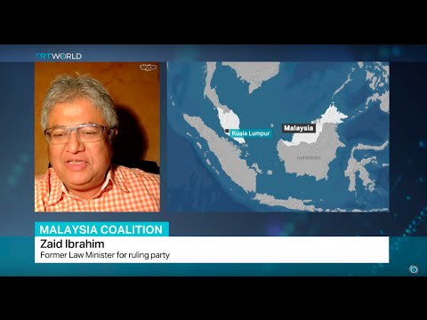 Interview with former Malaysian minister Zaid Ibrahim on alliance against PM Razak