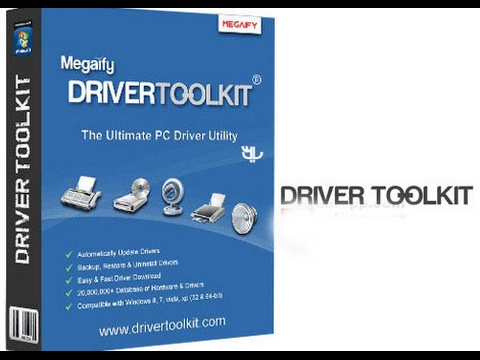 Driver toolkit 8.5 Crack License key 100% Working Patch Latest version