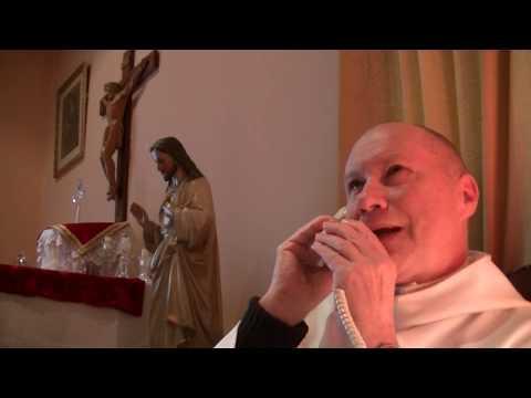 Fr. David Jones - Gweddi (On Prayer - Radio Cymru, live)