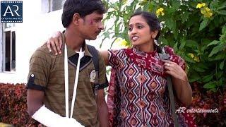 College Students Movie Scenes   Pavan with Spandana   AR Entertainments