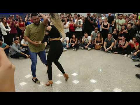 Carlos Espinosa y Maria Angeles  dance Bachata @Bachata Masters Milano 2017