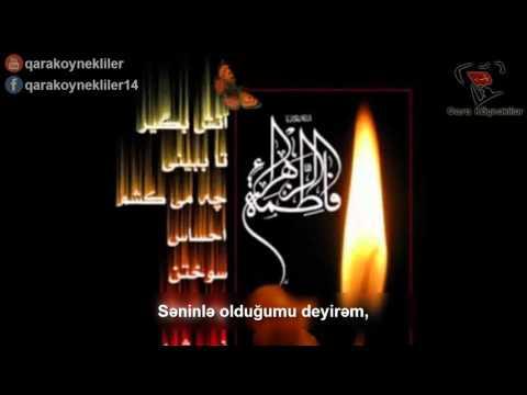 Allah şahiddir ki, dərdliyəm, gəl! (YENİ)