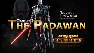 SWTOR: Sith Warrior Story Part 8 - Chapter 1 Ending: The Padawan Exposed