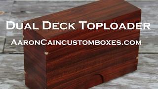 Aaron Cain Custom Boxes