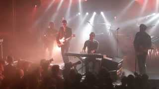 "GHINZU ""BARBE BLEUE"" (NEW SONG) @ DEN ATELIER LUXEMBOURG 2015"