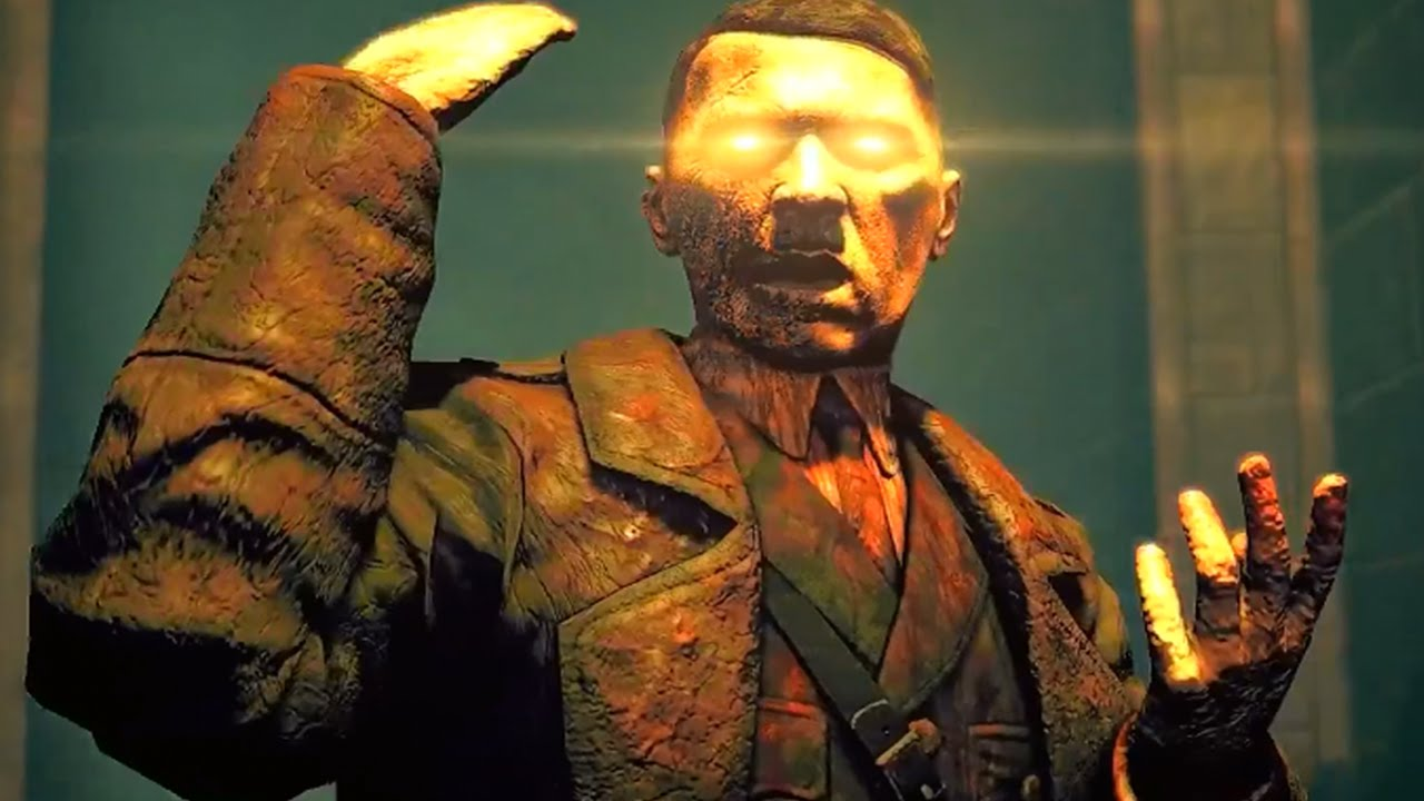 Left  Wallpaper Hd Sniper Elite Zombie Army Trilogy Gameplay Launch Trailer