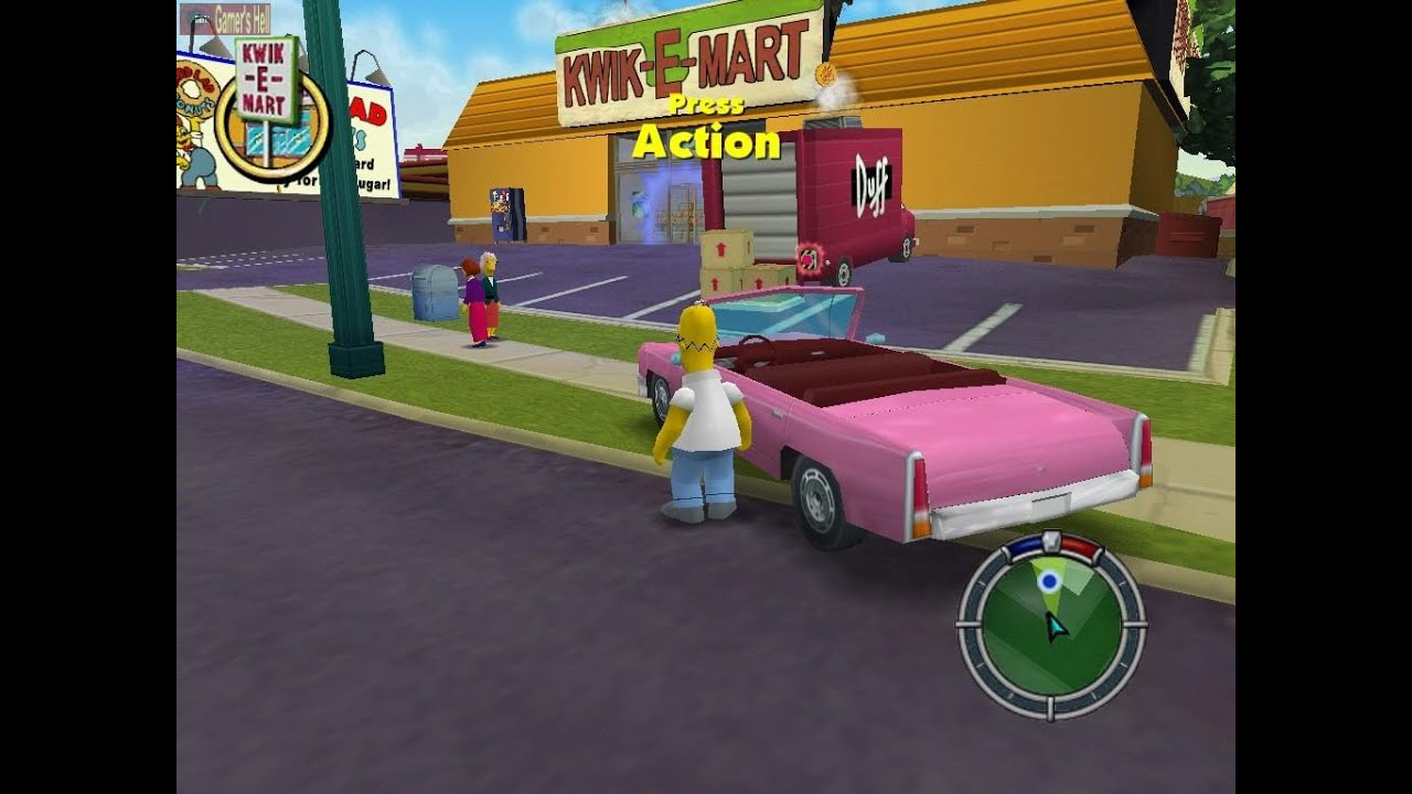 Hint The Simpsons Hit and Run for Android - APK Download