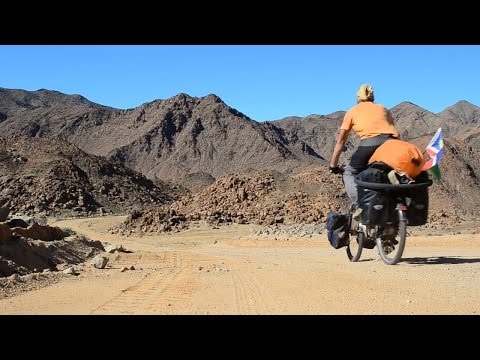 Cycling Namibia - Part 2 (South) : From Windhoek to the Orange