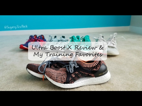 Ultra Boost X Shoe Review