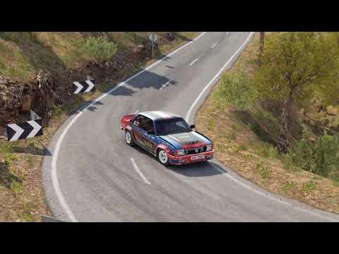 DiRT 4 Opel Ascona Terragona Spanish Stage