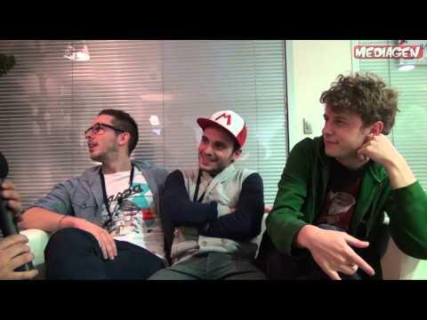 PGW 2012 - Notre presqu'interview de Norman, Jerome et Kemar