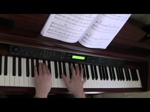 Legally Blonde the Musical - Legally Blonde (Piano)