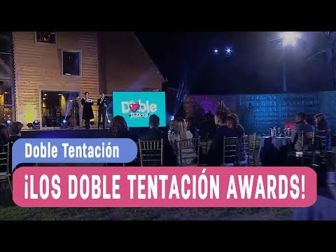 Doble Tentación - ¡Los Doble Tentación Awards! / Capítulo 108