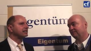 """ef vor Ort: Ralf Flierl über den """"Smart Investor"""""""